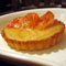 Grapefruit Almond Tart