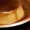 Cocoa Nib Flans with Raw Sugar Sauce