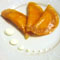 Apricot Fruit Leather Ravioli