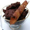 Nutmeg Chipotle Tuiles with Chocolate Mousse